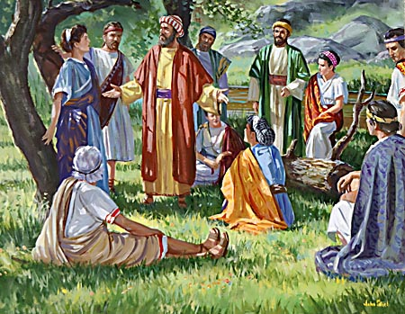 It was after Peter had been led to self-renunciation and entire reliance upon divine power, that he received his call to act as an undershepherd.