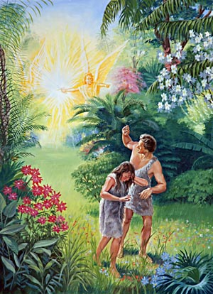 Would there be any hope for Adam and Eve after they were put out of the Garden of Eden?