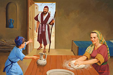 Regardless of the suffering that might result to herself and child, and trusting in the God of Israel to supply her every need, the widow gave the food to Elijah.