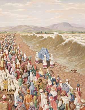 Crossing The River Jordan Claiming God S Promises During